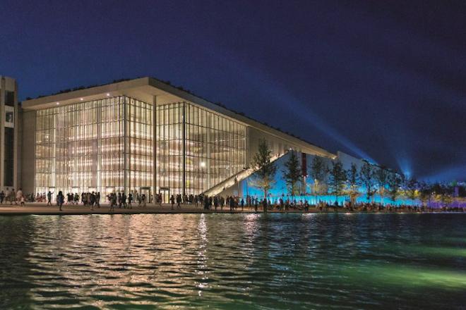 Το Κέντρο Πολιτισμού Ίδρυμα Σταύρος Νιάρχος διοργανώνει συναυλία στο υψηλότερο σημείο του