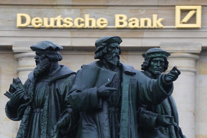 Deutsche Bank: Δεν πουλά τις δραστηριότητες διαχείρισης ενεργητικού