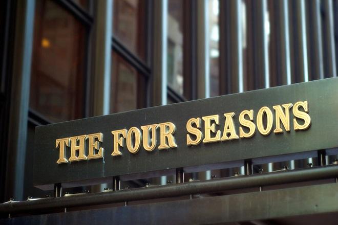 Γιατί το ιστορικό εστιατόριο Four Season δεν θα είναι ποτέ ξανά το ίδιο