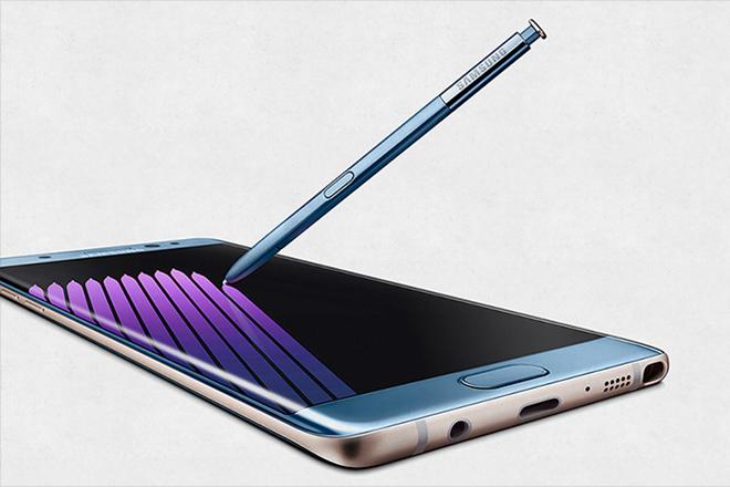 Samsung Galaxy Note 7: Το smartphone που ξεκλειδώνει με τα μάτια