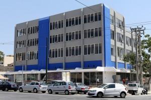 Άποψη του κτηρίου που πρόκειται να στεγαστούν τα γραφεία της Νέας Δημοκρατίας  , Πέμπτη 28  Ιουλίου 2016. ΑΠΕ-ΜΠΕ/ΑΠΕ-ΜΠΕ/Παντελής Σαίτας