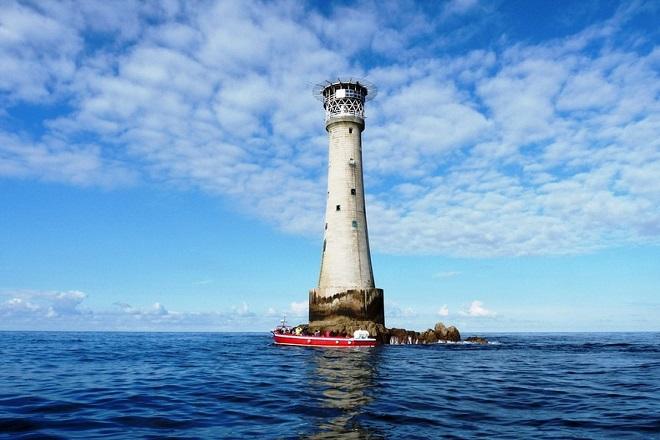 Aυτό είναι το μικρότερο νησί στον κόσμο