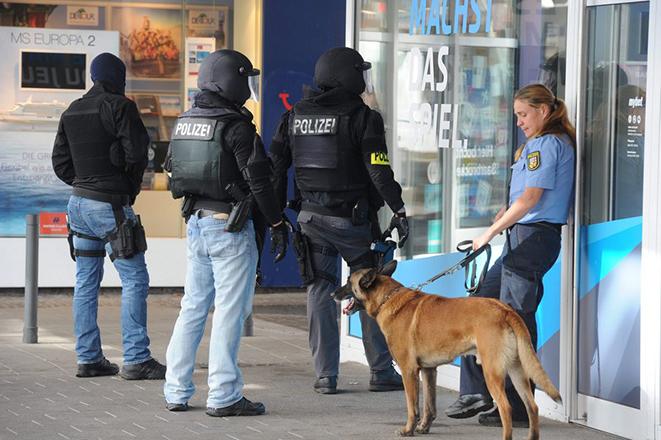 Λήξη συναγερμού στη Γερμανία
