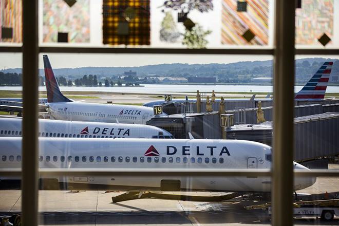 Ξανά στον αέρα τα αεροσκάφη της Delta μετά το καθολικό blackout