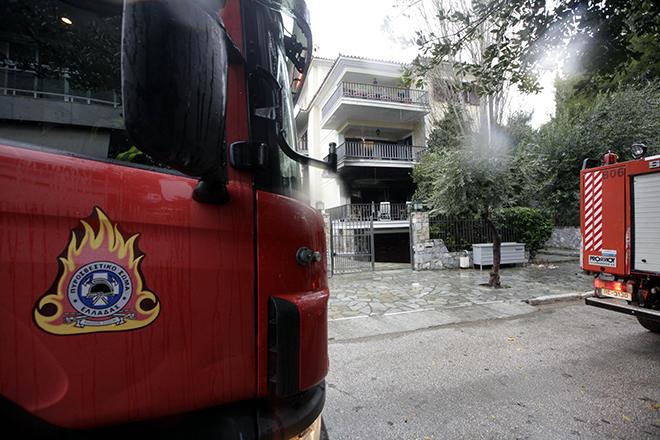 Πώς προκλήθηκε η πυρκαγιά στο κτίριο του ΑΝΤ1