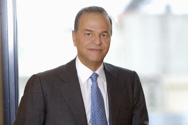 Ο Ευάγγελος Μυτιληναίος Πρόεδρος της «Μυτιληναίος ΑΕ - Όμιλος Επιχειρήσεων» .