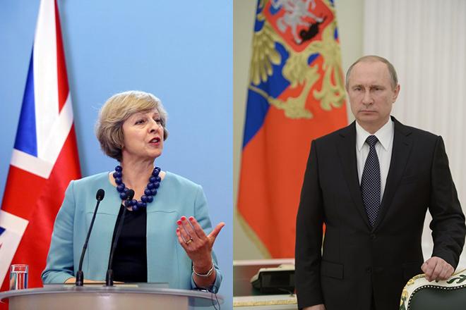 Μετά την Τουρκία ο Πούτιν κάνει άνοιγμα και στη Βρετανία