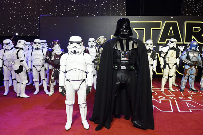 Η Disney ανακοίνωσε τη νέα τριλογία Star Wars