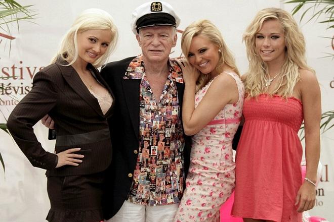 Έφυγε από τη ζωή ο ιδρυτής – θρύλος του Playboy Χιου Χέφνερ