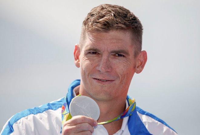 Κολύμβηση ανοιχτής θάλασσας: Ασημένιο μετάλλιο ο Σπύρος Γιαννιώτης