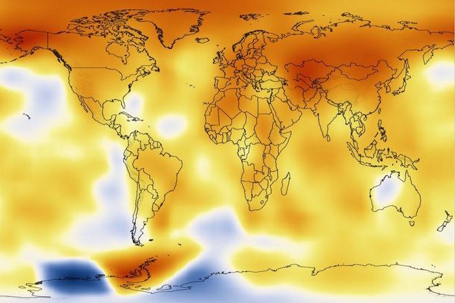 υπερθέρμανση, κλίμα