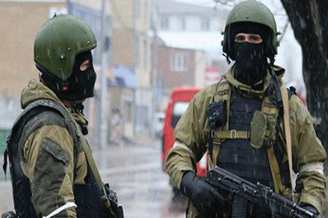 Επιχείρηση των ρωσικών ειδικών δυνάμεων εναντίον ισλαμιστών στην Αγία Πετρούπολη