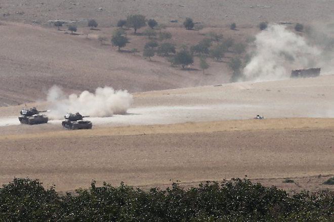 Θερμό επεισόδιο στα σύνορα Τουρκίας- Συρίας