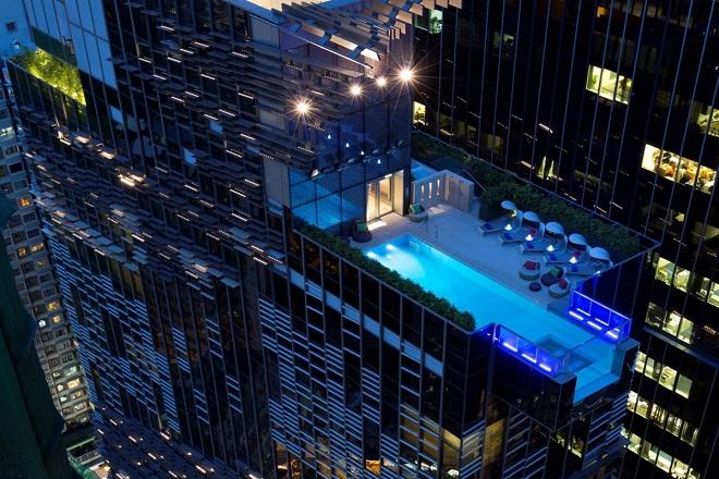 Αυτές είναι οι πιο εντυπωσιακές πισίνες ξενοδοχείων σε όλον τον κόσμο