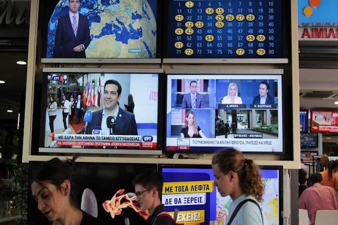 Ξεκινούν και πάλι οι διασκέψεις του ΣτΕ για τις τηλεοπτικές άδειες