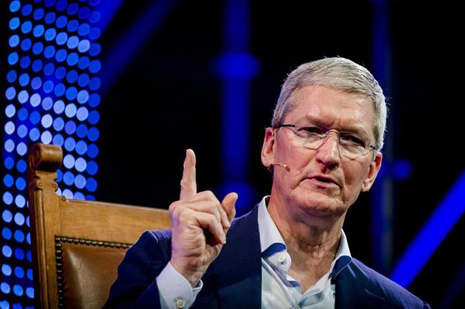 Τιμ Κουκ κατά Κομισιόν: «Προσπαθούν να ξαναγράψουν την ιστορία της Apple στην Ευρώπη»