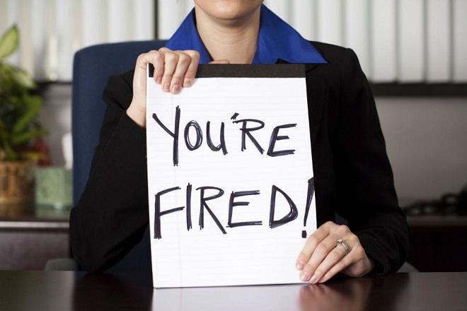 Τί μπορείτε να πείτε εάν σας απολύσουν, χωρίς να το μετανιώσετε