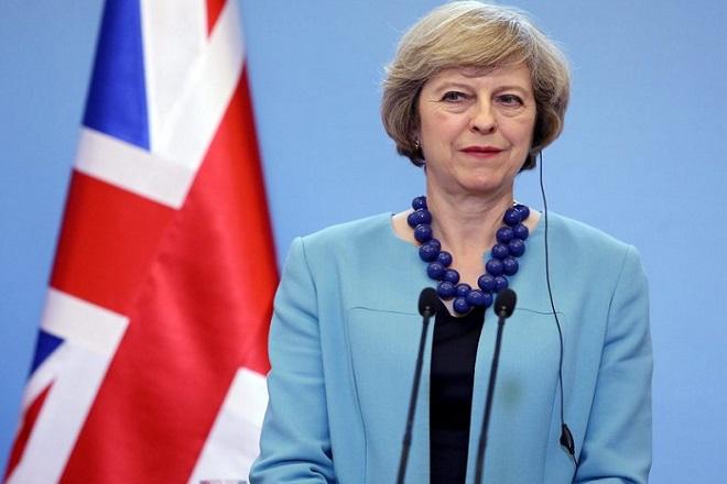 Μέι: Δεν θα υπάρξει δεύτερο δημοψήφισμα στη Βρετανία