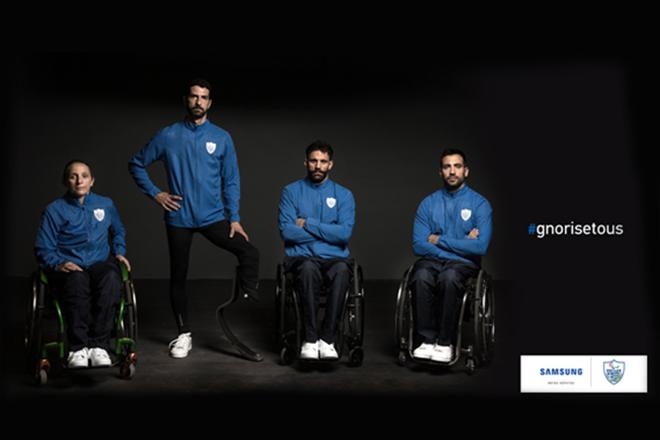 Η Samsung στηρίζει την Ελληνική Παραολυμπιακή Ομάδα του Ρίο
