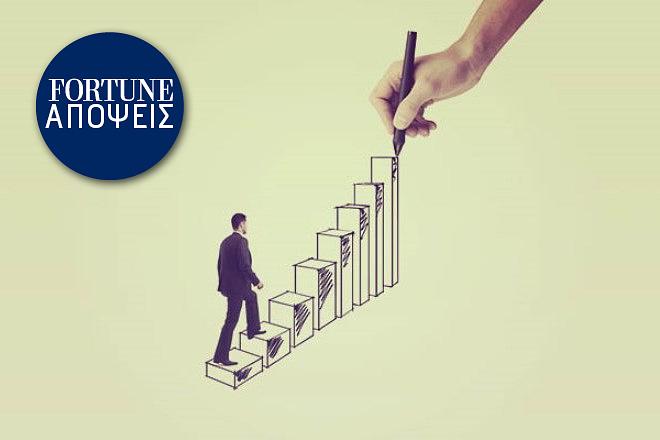 Από το start–up στο scale-up: Ένα εξαιρετικά μετέωρο και μοναχικό βήμα