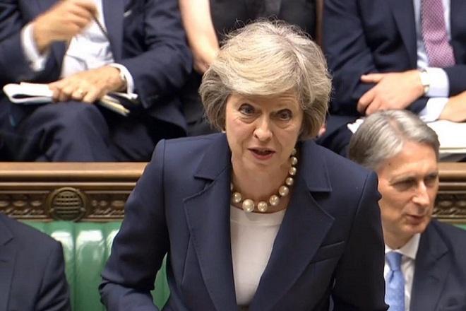 Mέι: Στόχος της Βρετανίας μια μοναδική σχέση με την ΕΕ