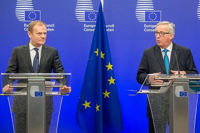 Πρόταση Γιούνκερ για πρόσβαση της Βρετανίας στην αγορά της ΕΕ