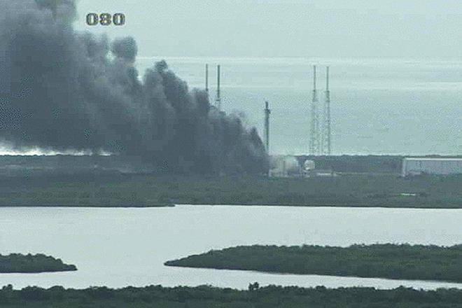 Τι σημαίνει η έκρηξη του πυραύλου της SpaceX για τον Έλον Μασκ