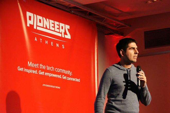 Pioneers Athens Bonatsos