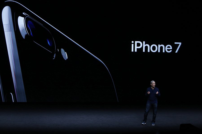 Αυτό είναι το νέο iPhone 7