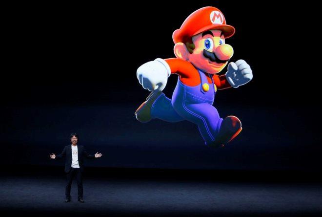 «Γάμος» Apple – Nintendo: Ο Super Mario (επιτέλους) στο iOS!