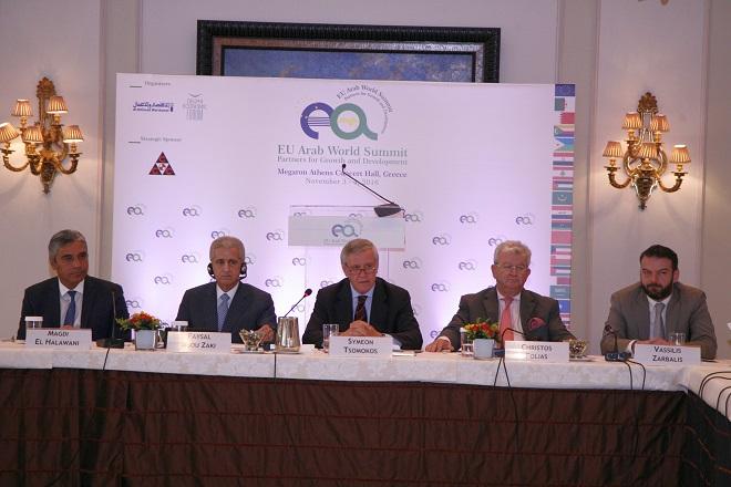 Μεγάλη Ευρώ-Αραβική Σύνοδος στην Αθήνα με στόχο την ενίσχυση των σχέσεων