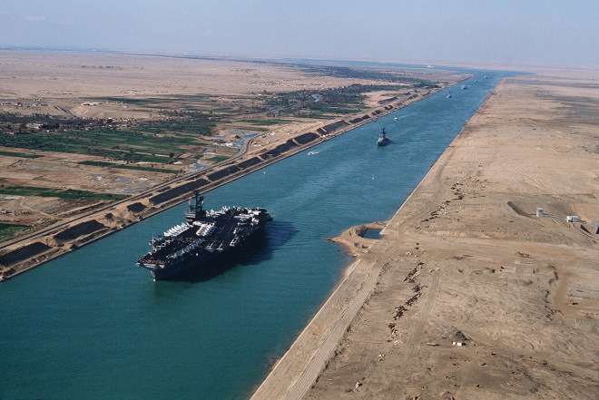 Ελληνική εταιρεία δίνει «ανάσα ζωής» σε λιμάνι της Αιγύπτου