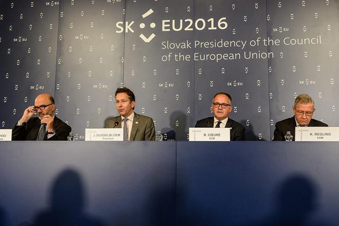 Διορία ως το τέλος Οκτωβρίου έδωσε το Eurogroup στην Ελλάδα