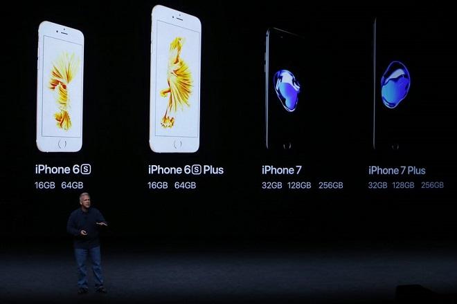 Γιατί πήραν «αέρα» τα μυαλά της Apple με το νέο iPhone 7