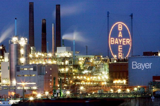 Αύξηση 19% στα καθαρά κέρδη το γ' τρίμηνο για την Bayer