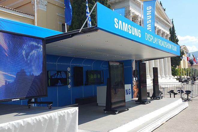 Samsung: Nέο γραφείο πωλήσεων για κλιματιστικά στην Ευρώπη