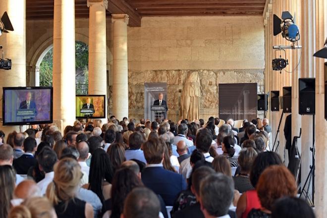 Αυλαία για το 4ο Athens Democracy Forum