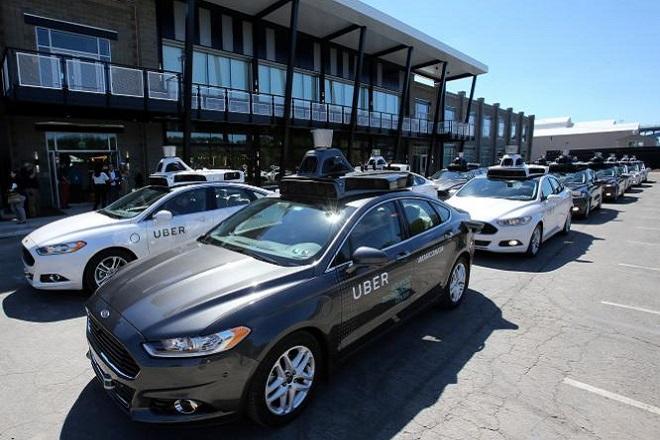 Το πρώτο αυτόνομο αυτοκίνητο της Uber είναι γεγονός!