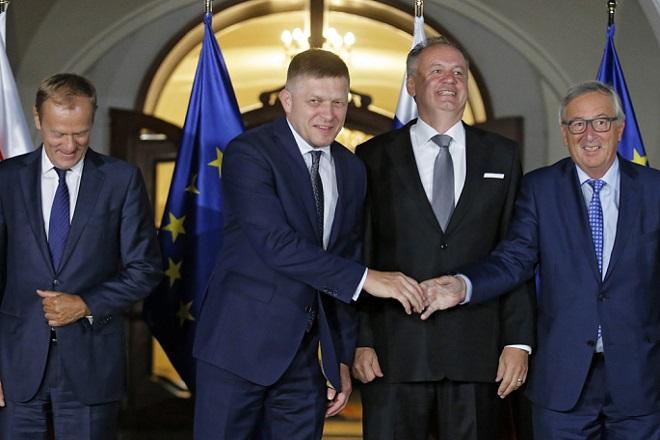 Η κατεύθυνση της Ευρώπης στο επίκεντρο της Συνόδου της Μπρατισλάβα
