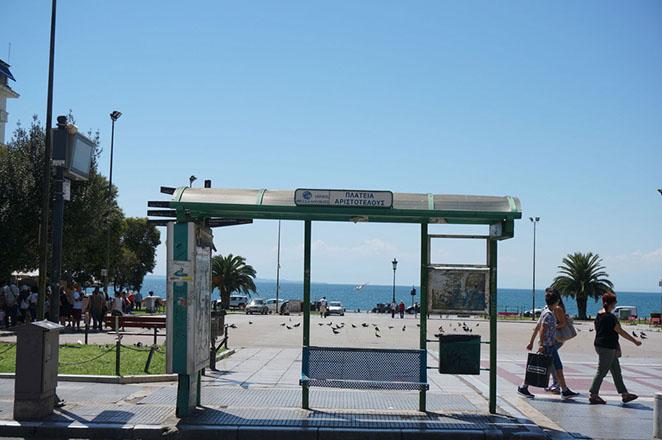 Επίσχεση εργασίας στον ΟΑΣΘ – Χωρίς λεωφορεία η Θεσσαλονίκη
