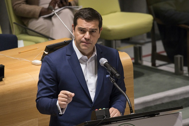 Τσίπρας στον ΟΗΕ: Πυλώνας σταθερότητας και ασφάλειας η Ελλάδα