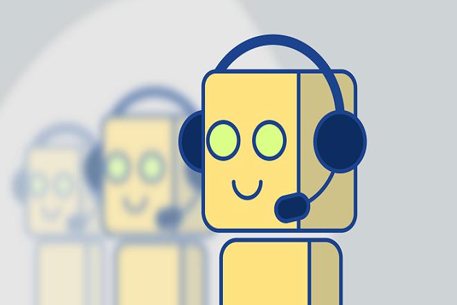Μια γρήγορη κουβεντούλα με ένα bot λύνει πολλά προβλήματα