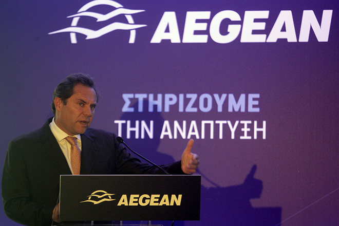 Βασιλάκης: Τι κρατάει πίσω την ανάπτυξη των αερομεταφορών στην Ελλάδα