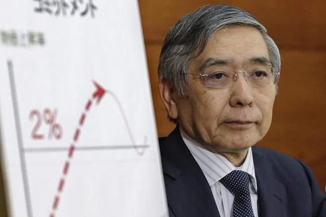 Αλλάζει τα δεδομένα η Τράπεζα της Ιαπωνίας