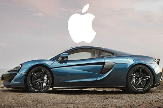 Θα αγοράσει η Apple την McLaren;