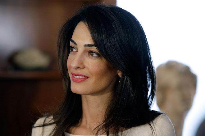 Ξέσπασε η Αμάλ Αλαμουντίν στην ομιλία της στον ΟΗΕ