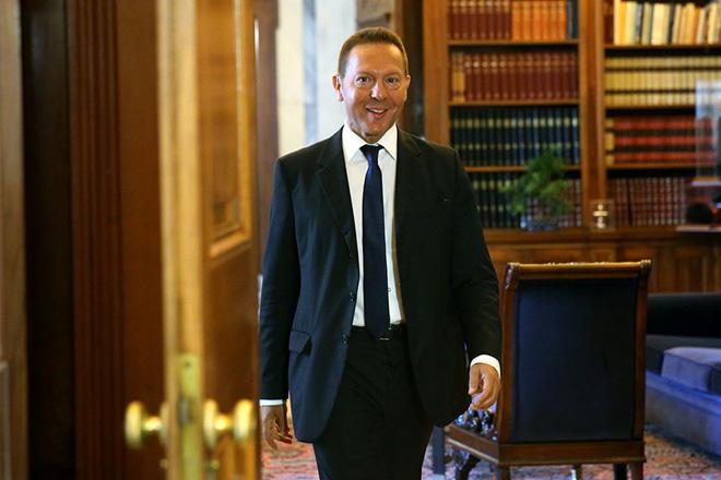 Στουρνάρας: Η Ελλάδα πρέπει να επιμείνει στις μεταρρυθμίσεις