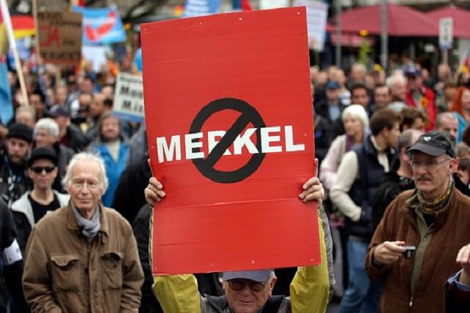 Ραγδαία άνοδος του ακροδεξιού AfD στη Γερμανία – Σκαρφάλωσε στο 16%