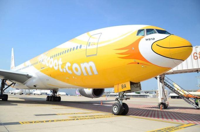 Scoot: Ονόμασε το αεροπλάνο της μουσακά για χάρη της Ελλάδας!