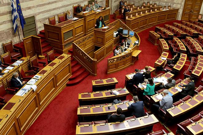 Ψηφίστηκε από τη βουλή η τροπολογία για τη μεταβίβαση των μετοχών του ΟΤΕ στο ΤΑΙΠΕΔ